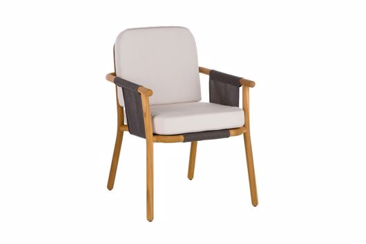 Picture of HAMP DINING ARMCHAIR