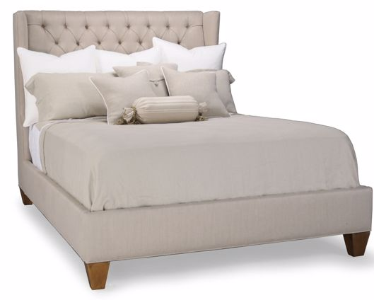 Picture of CASSY TUFTED BED (QUEEN)