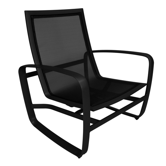 Picture of CICLO PARABOLIC SLING MOTION LOUNGE CHAIR
