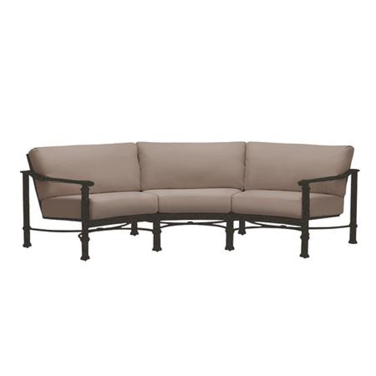 Picture of FREMONT CUSHION CURVED SOFA