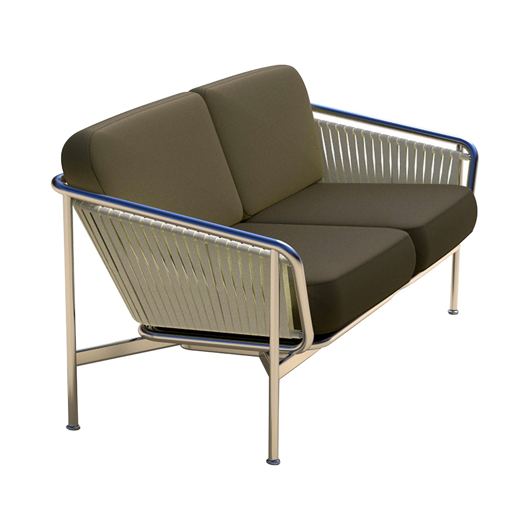Picture of PREVUE LOVESEAT