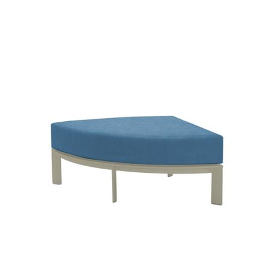 Picture of PARKWAY MODULAR QUARTER ROUND OTTOMAN