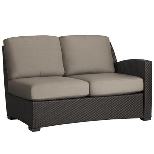 Picture of FUSION RIGHT ARM LOVESEAT, PILLOW BACK