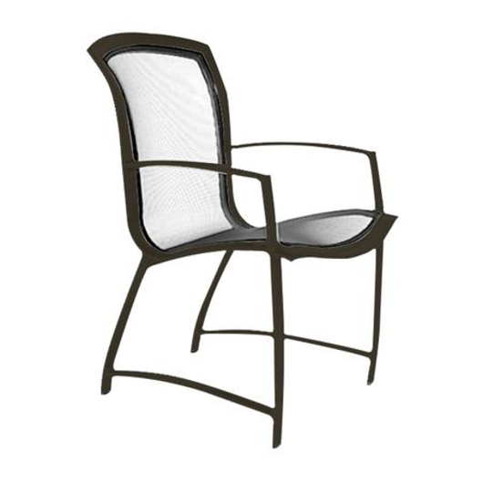 Picture of WAVE PARABOLIC SLING ARM CHAIR