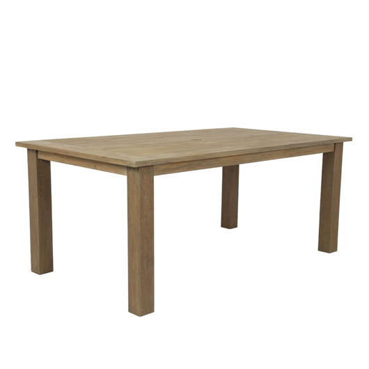 "Picture of COASTAL TEAK 72"" DINING TABLE"
