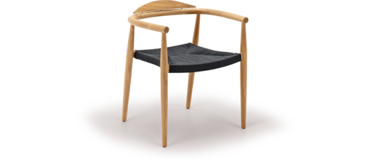Picture of DANSK STACKING DINING CHAIR WITH ARMS