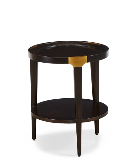 Picture of ADDISON CHAIRSIDE TABLE