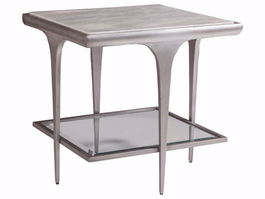Picture of ZEPHYR SQUARE END TABLE