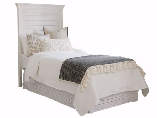 Picture of ROYAL PALM LOUVERED HEADBOARD