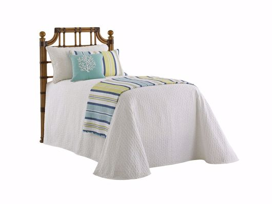 Picture of ST. KITTS RATTAN HEADBOARD