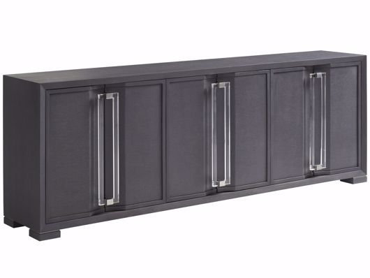 Picture of ANTHOLOGY LINEN LONG MEDIA CONSOLE