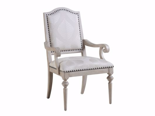 Picture of AIDAN UPHOLSTERED ARM CHAIR