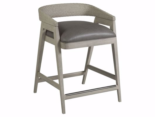 Picture of ARNE LOW BACK COUNTER STOOL