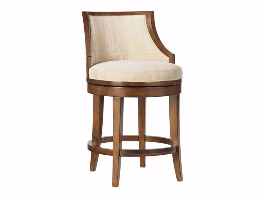 Picture of CABANA SWIVEL COUNTER STOOL